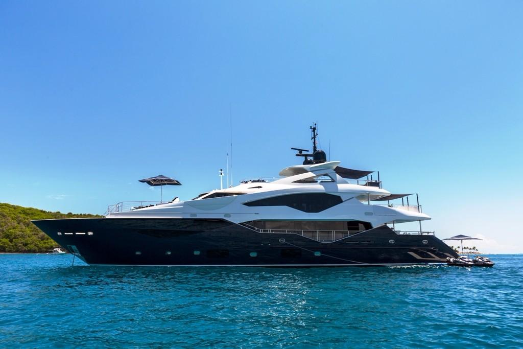 131 ft Sunseeker 131 Yacht