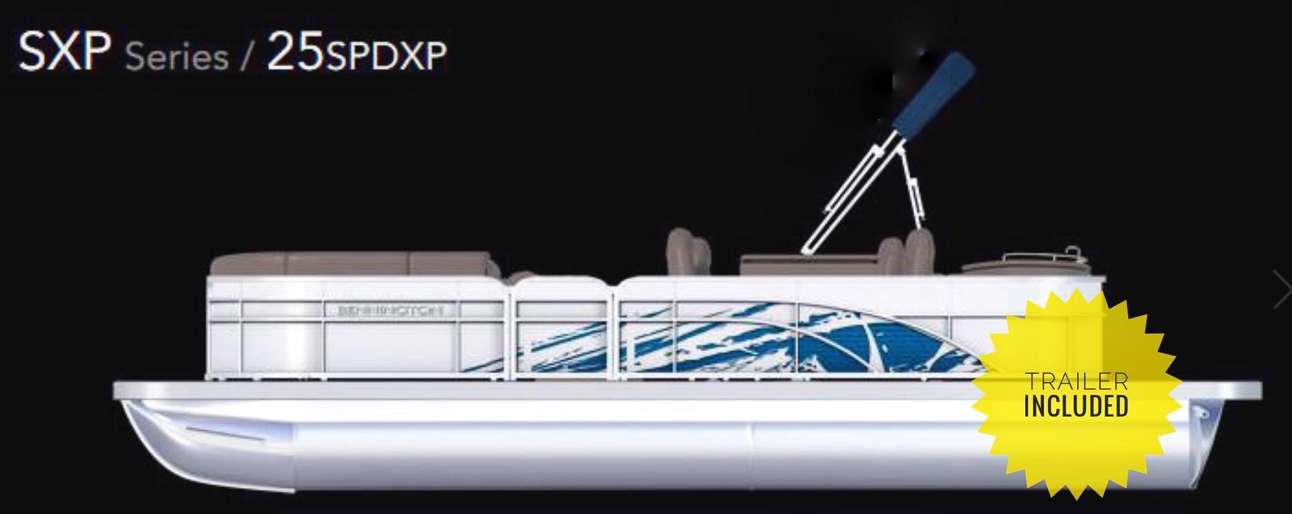 Bennington 25 SPDXP