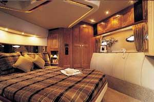 Manufacturer Provided Image: Master Stateroom