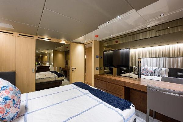 Aft Port Guest Stateroom