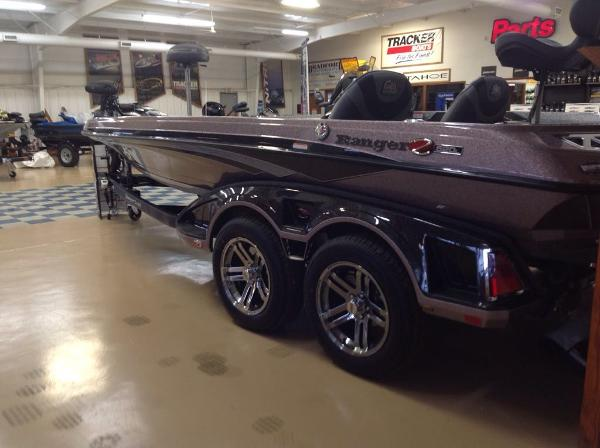 2020 Ranger Boats boat for sale, model of the boat is Z520L CUP & Image # 5 of 12