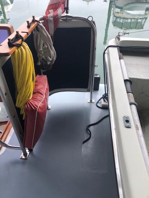 Ocean Alexander Europa Trawler