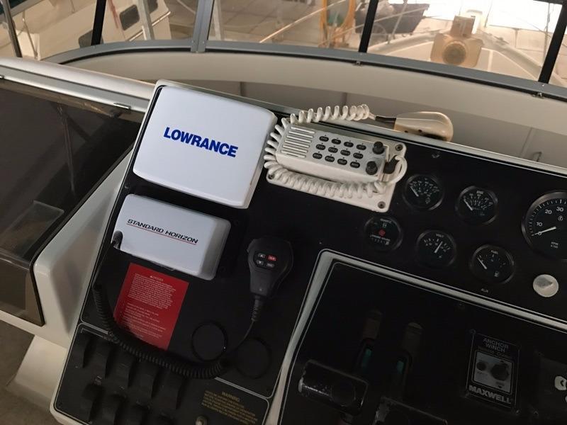 New Lowrance GPS/Chartplotter