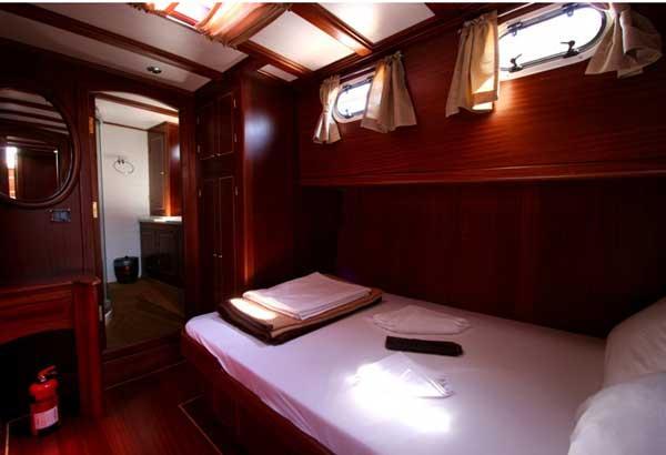Bodrum Gulet Cabin