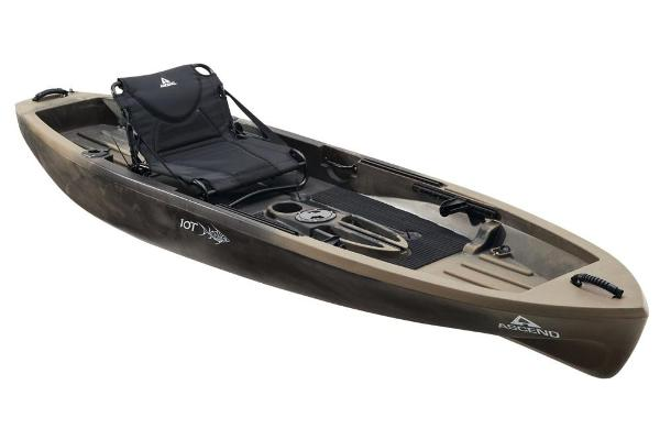 2018 Ascend boat for sale, model of the boat is 10T Sit-On-Top (Camo) & Image # 1 of 6