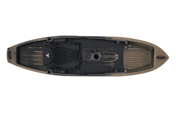 2018 Ascend boat for sale, model of the boat is 10T Sit-On-Top (Camo) & Image # 5 of 6