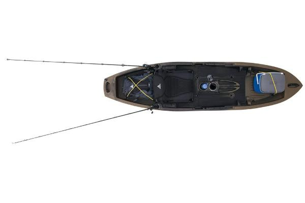 2018 Ascend boat for sale, model of the boat is 10T Sit-On-Top (Camo) & Image # 6 of 6