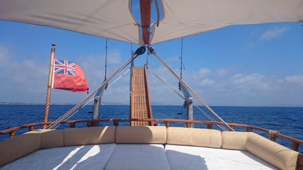 Classic Wheelhouse Ketch boat for sale - Westwater Yacht Sales