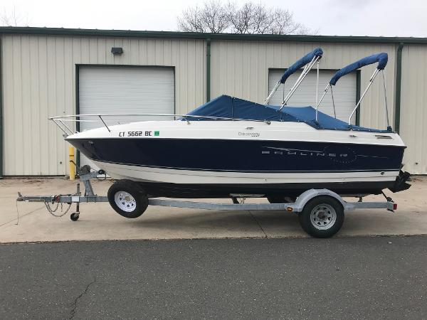 2008 BAYLINER BL192 CUDDY CABIN for sale