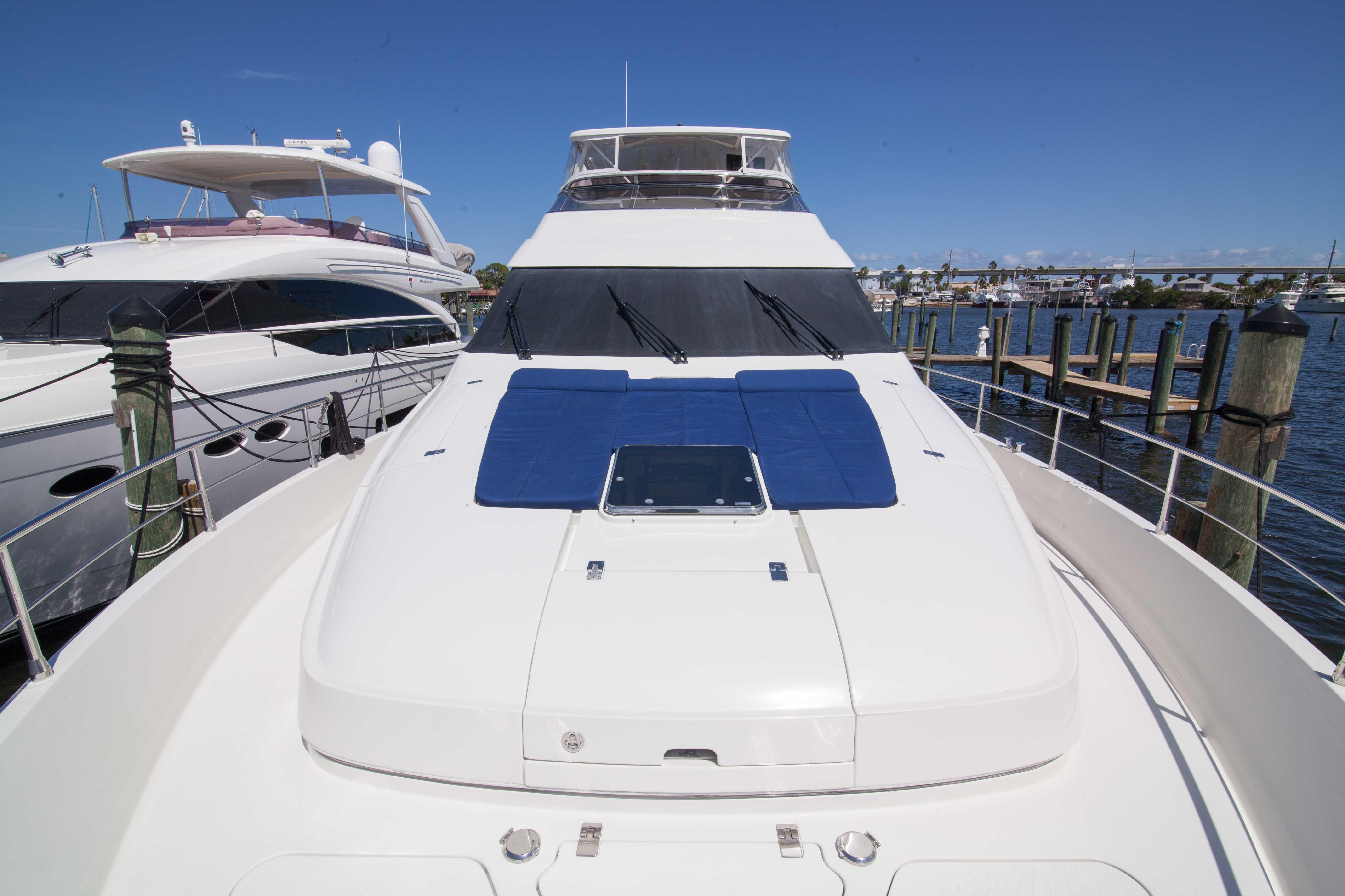 2006 Marquis Flybridge Motor Yacht Yacht For Sale In Stuart Fl Family Time