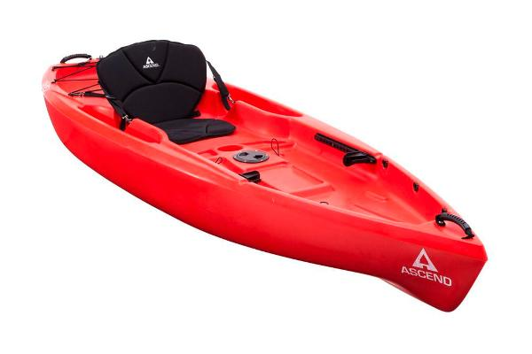 2018 ASCEND D10T SIT ON (RED) for sale
