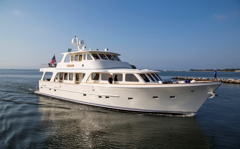 80 Offshore 2003 Nordfjord For Sale In Key Largo Florida