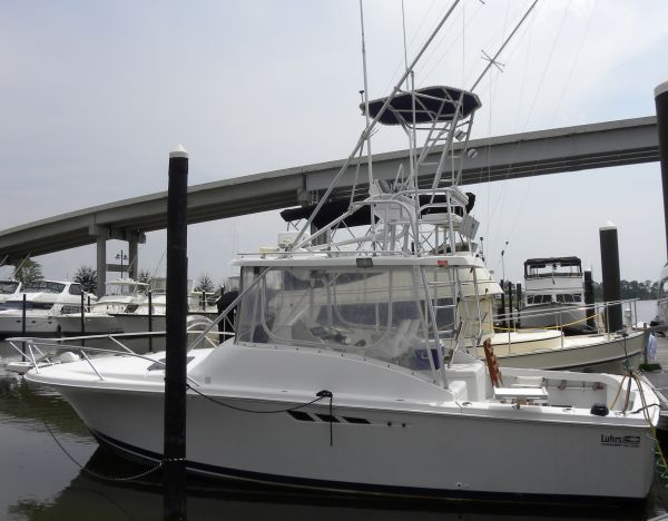 Luhrs 290 OPEN Sports Fishing Boats. Listing Number: M-3542547