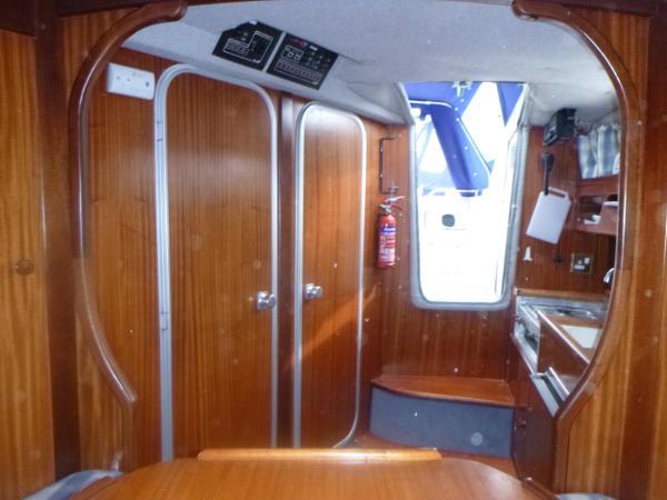 1989 Sealine 255