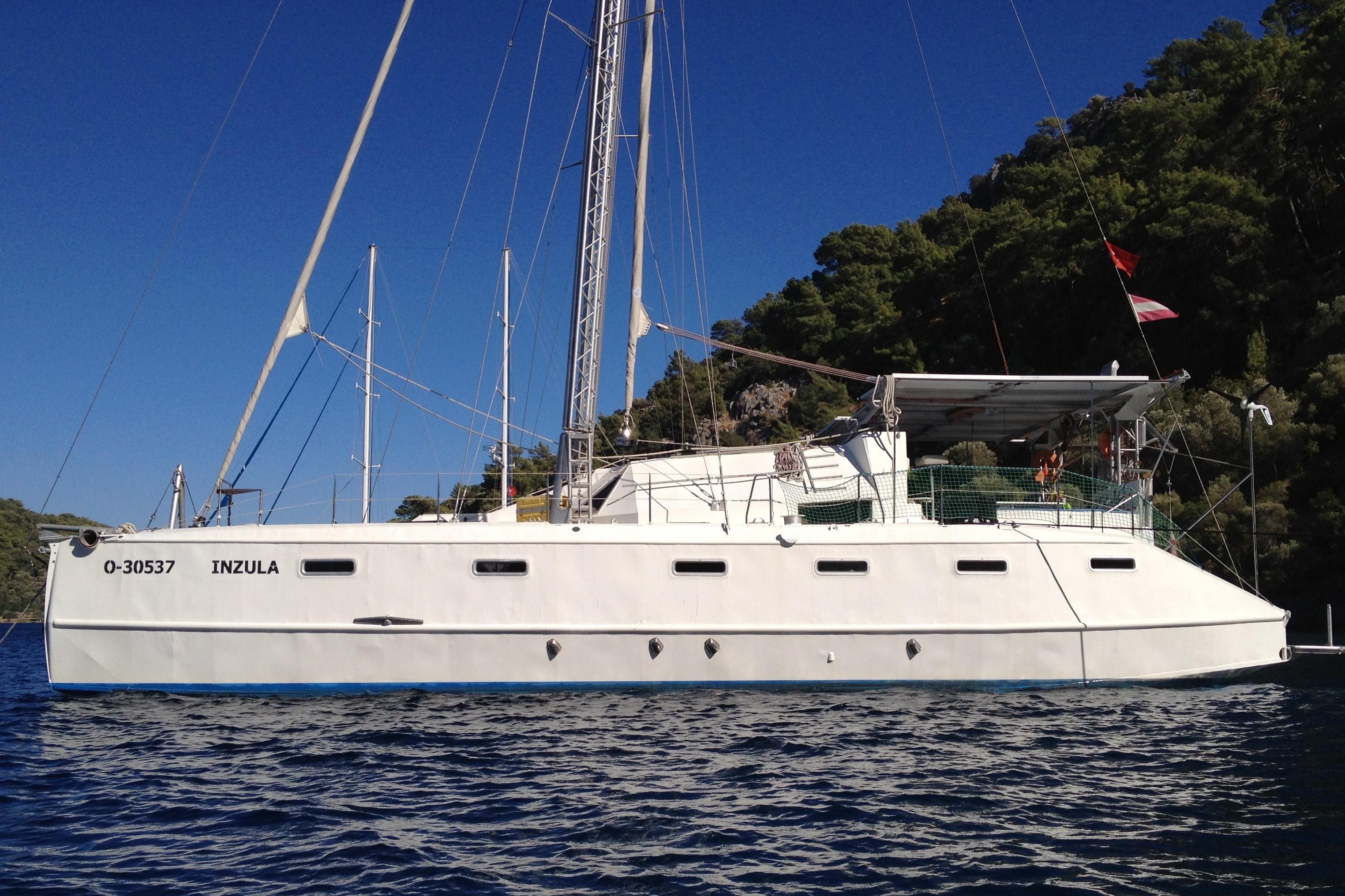 Custom Alu Trimaran 1700 | MultiYB - Multihull Yacht Brokerage