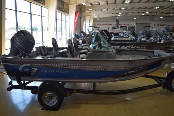 2015 G3 BOATS ANGLER V172 FS for sale