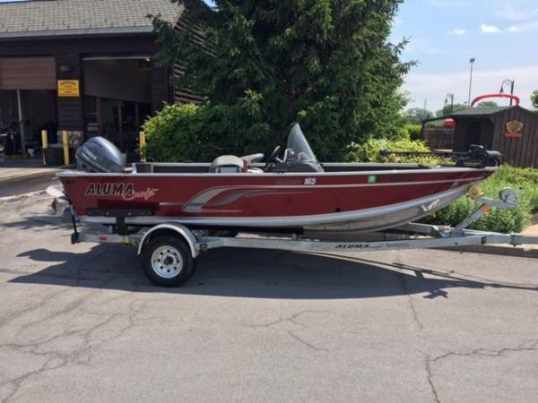 2016 ALUMACRAFT CLASSIC 165 for sale