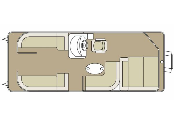 2014 Sweetwater Premium Edition 220 SL for sale (image 6 of 6)