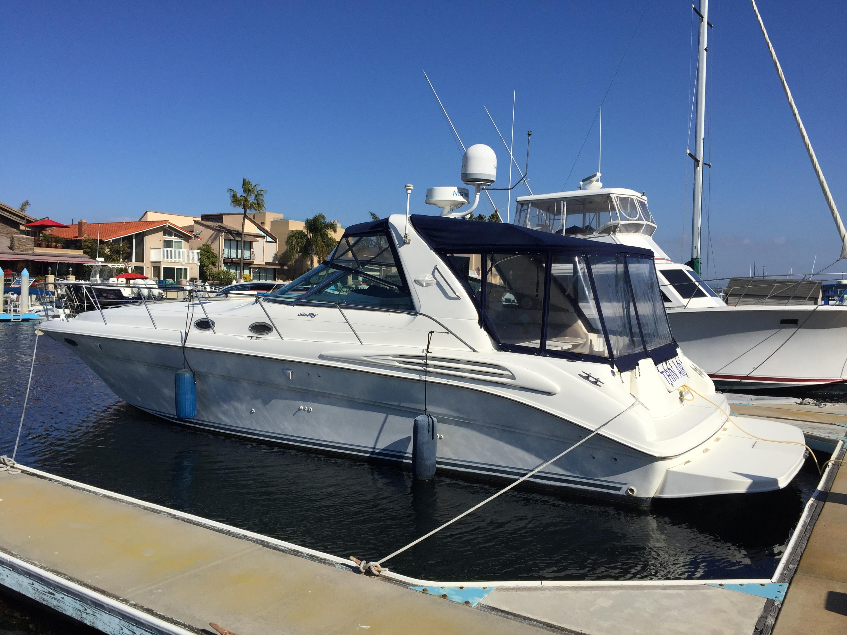 40 Sea Ray 1998 San Diego Denison Yacht Sales