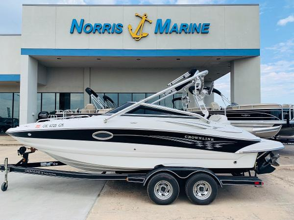 2008 CROWNLINE 220 EX for sale