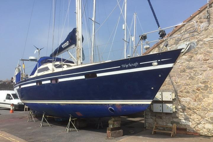 Southerly 135 (lifting keel)