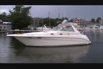 Sea Ray 330 Sundancervideo