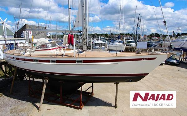 Najad 391 used boat for sale from Boat Sales International