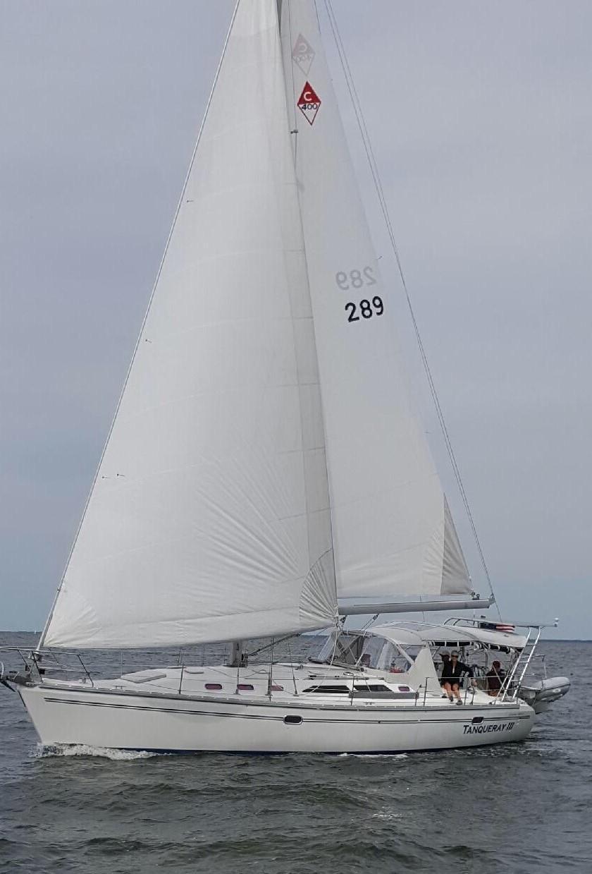 40 Catalina Tanqueray III 2004 Solomons   Denison Yacht Sales
