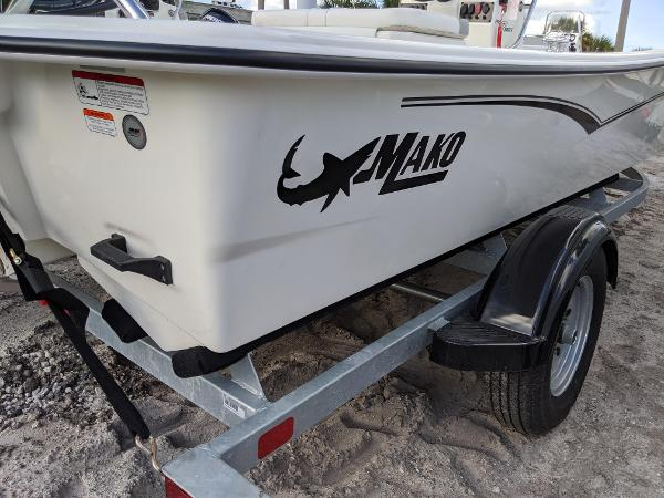 2020 Mako boat for sale, model of the boat is 17 Pro Skiff & Image # 24 of 27