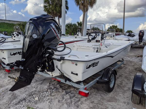 2020 Mako boat for sale, model of the boat is 17 Pro Skiff & Image # 5 of 27