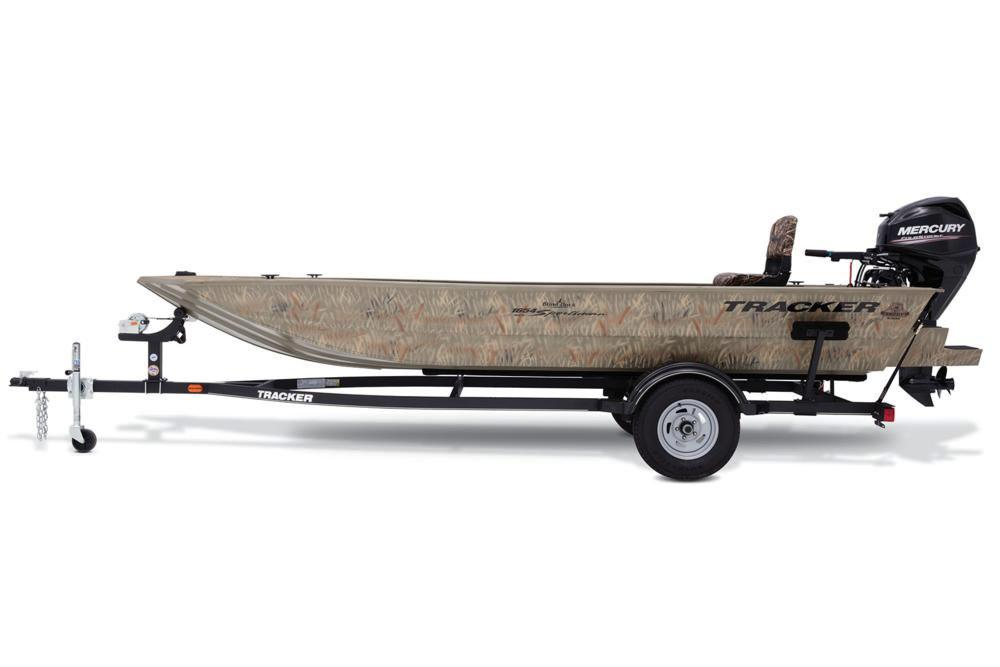 TrackerGrizzly 1654 T Sportsman