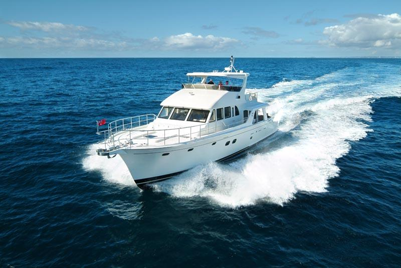 75 ft Cheoy Lee 75 Flybridge Motor Yacht