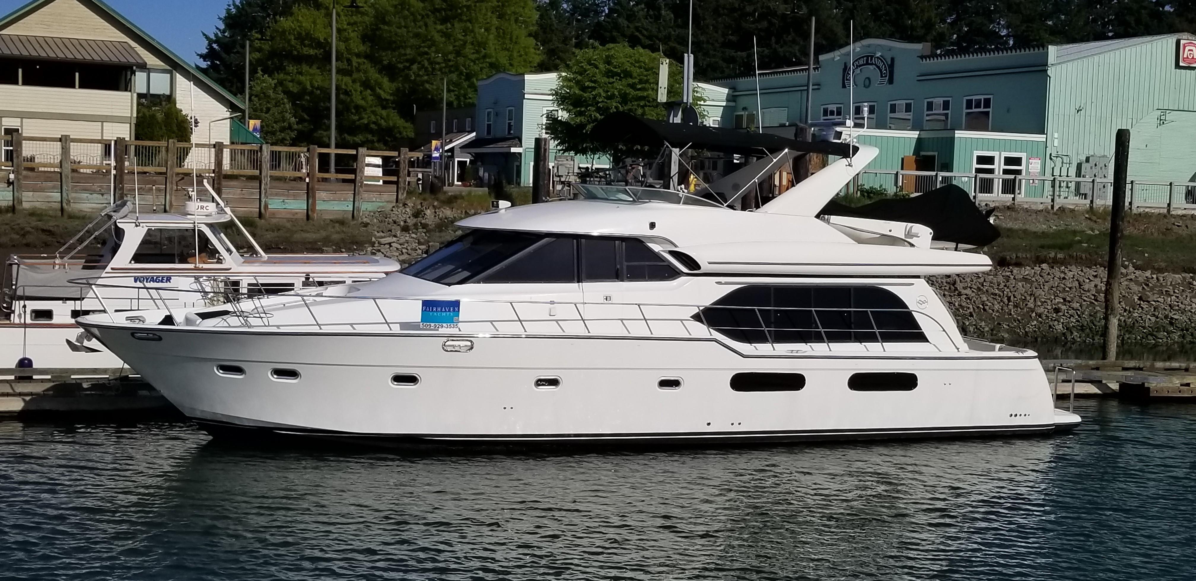 57' Bayliner 2000