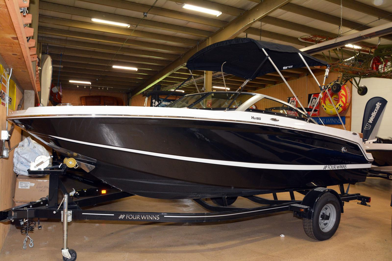 2019 Four Winns boat for sale, model of the boat is HD 180 & Image # 1 of 22