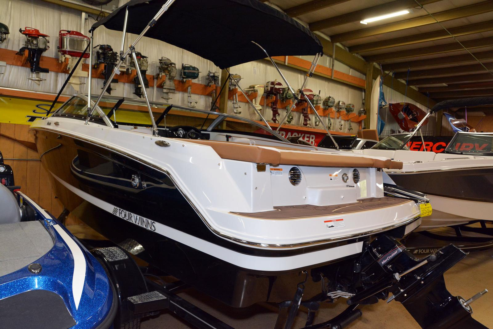 2019 Four Winns boat for sale, model of the boat is HD 180 & Image # 13 of 22