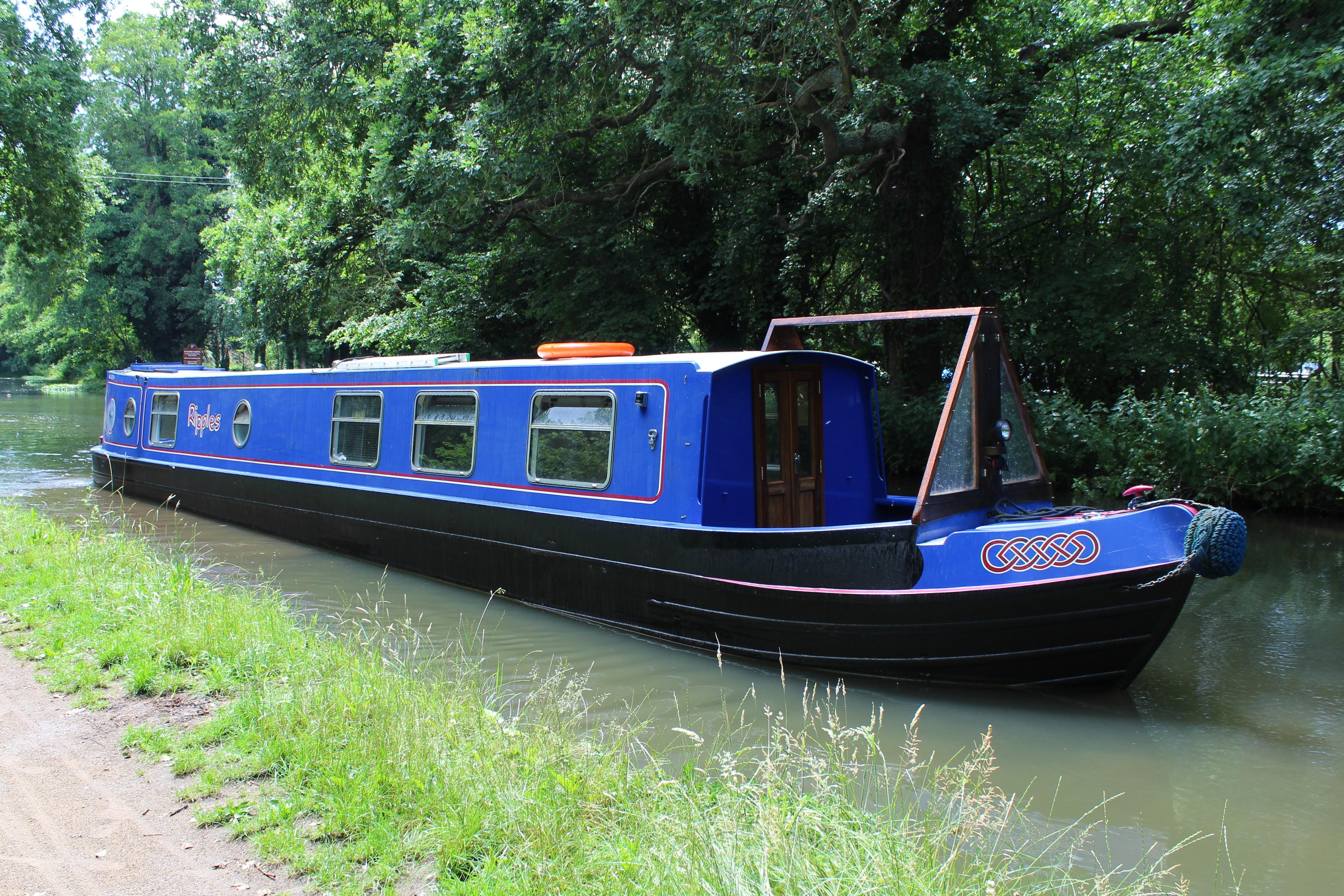 Kingsground 51' Hybrid Narrowboat