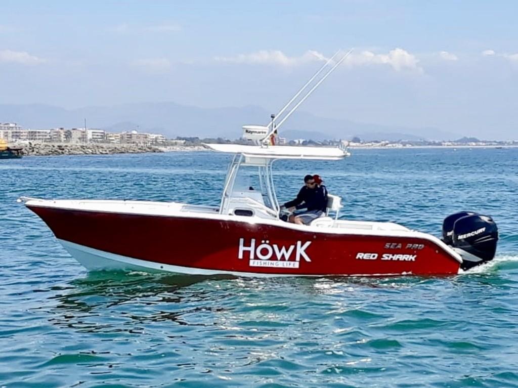 Sea Pro 270cc