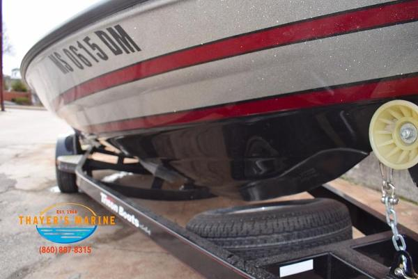 2012 Triton boat for sale, model of the boat is 18XS & Image # 11 of 46