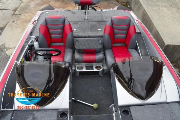 2012 Triton boat for sale, model of the boat is 18XS & Image # 12 of 46