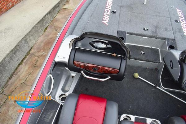 2012 Triton boat for sale, model of the boat is 18XS & Image # 16 of 46