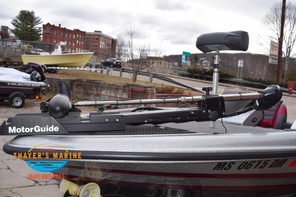 2012 Triton boat for sale, model of the boat is 18XS & Image # 20 of 46