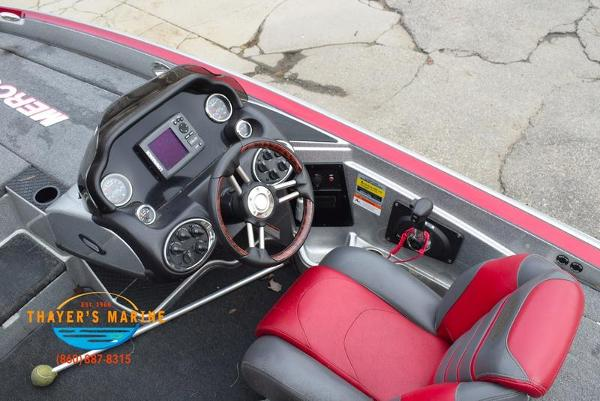 2012 Triton boat for sale, model of the boat is 18XS & Image # 23 of 46