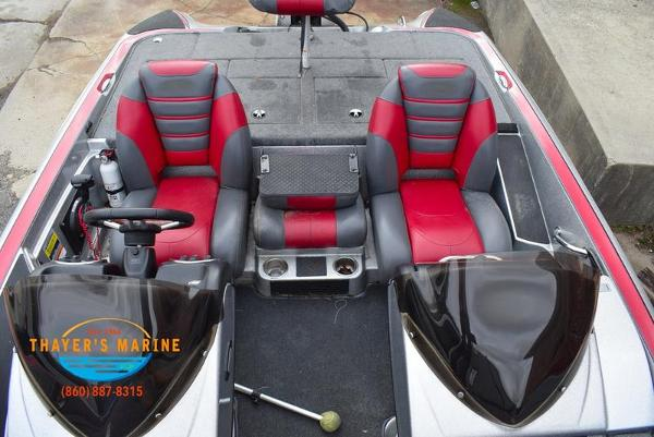 2012 Triton boat for sale, model of the boat is 18XS & Image # 24 of 46