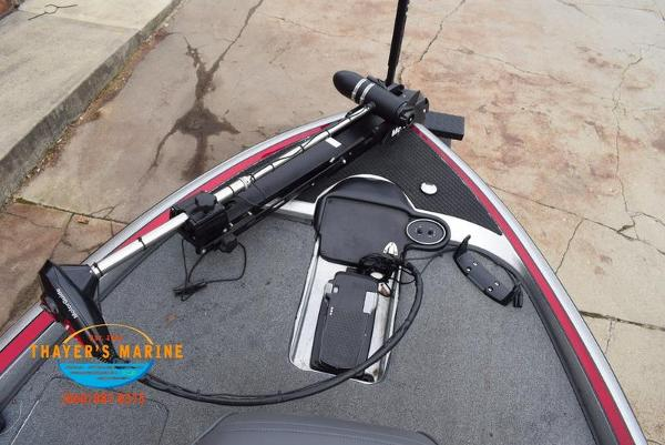 2012 Triton boat for sale, model of the boat is 18XS & Image # 42 of 46