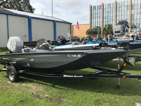 For Sale: 2007 Triton V176 17.6ft<br/>Nobles  Marine