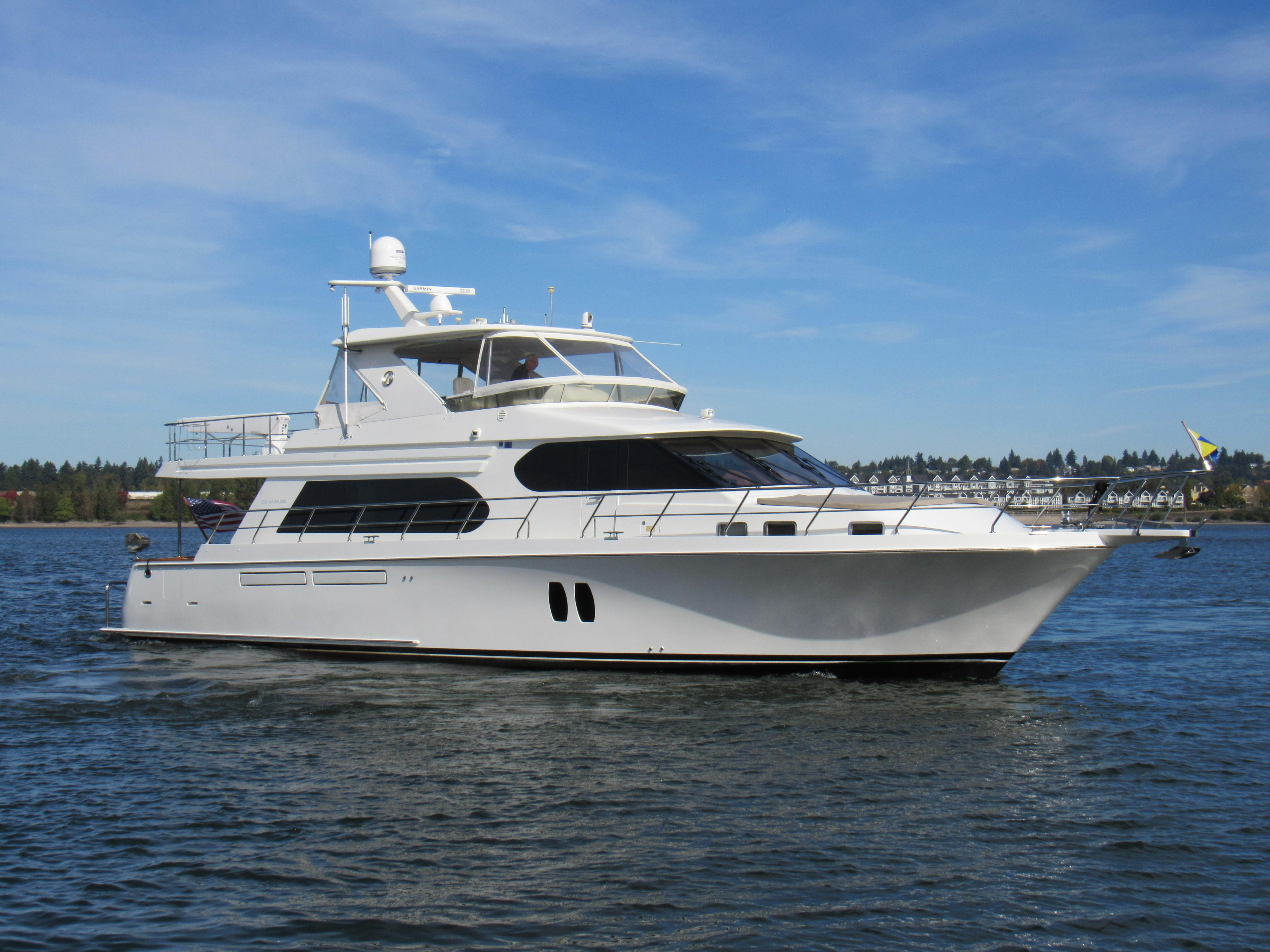 65 Pilothouse - 50 North