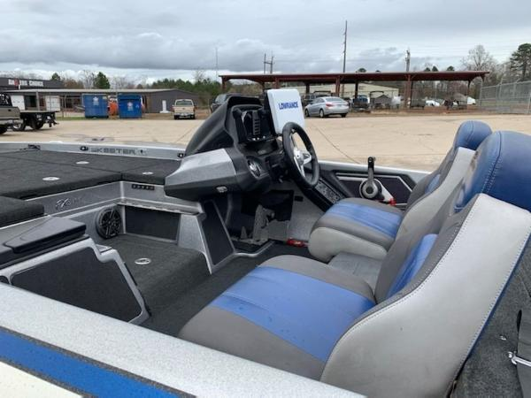 2014 Skeeter boat for sale, model of the boat is FX 20 & Image # 7 of 8