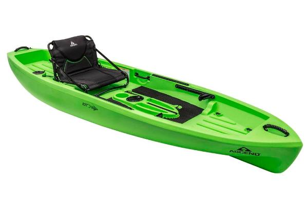 2018 ASCEND 10T SIT ON TOP (LIME) for sale