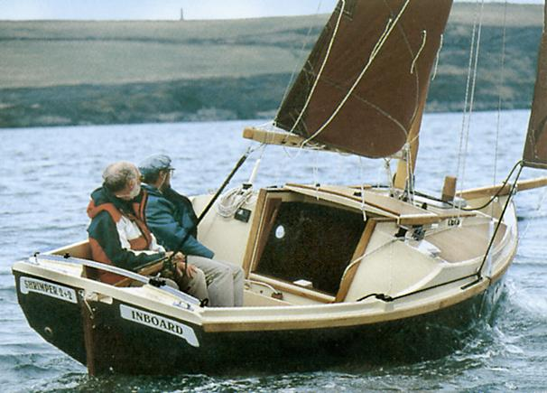 Cornish Crabbers Shrimper 19