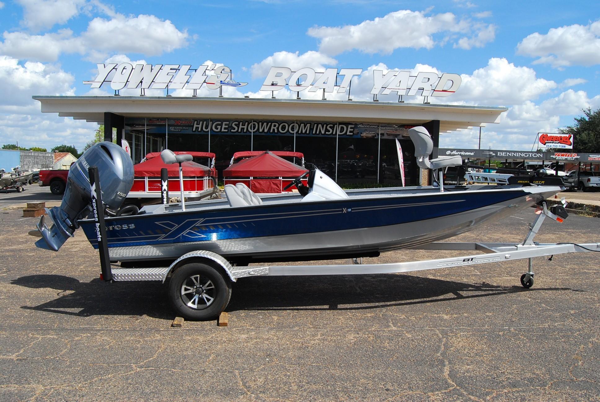 2018 Xpress X19 Pro Waco, Texas - Yowell's Boat Yard | Waco, Texas